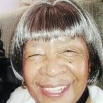 Mrs. Lessie Mae Dixon Stroy