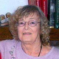 Shirley Ann Morris
