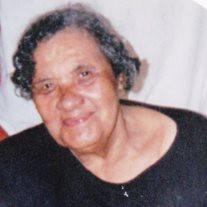 Mrs. Johnnie Mae Gardner Lightner