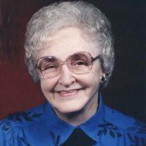 Harriet Kathryn (Lanning) De Wit