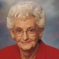 Bettie Lucretia Hall