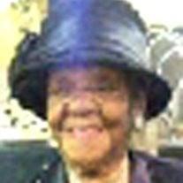 Mrs. Louellen Maggie Davis Alston