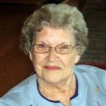 Virginia June (Blanchard) Fowle