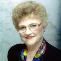 """Martina """"Tina"""" Irlbeck Van Dyke"""