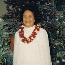 Reverend Ida  Jane Keliiokalani  Chun