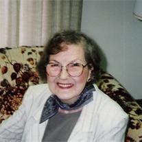 Mary (Betty) Baker
