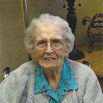 Mabel Vinson