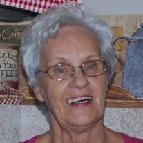 Velma Bernice Wolfe Osborne