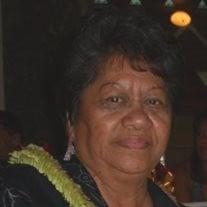 Sandra Kehaulani Maio Acedillo