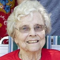 Mrs. Margaret  Goldson Holladay