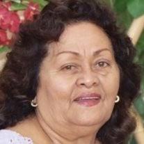 Gloria V. Gardner
