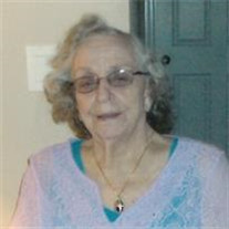 Mary June Nance