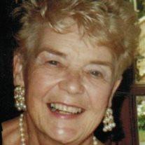 Doris Barthelson White