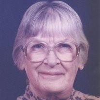 Helen Jean Patterson