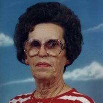 Betty  Jo Bogle Weaver (Nanny B)