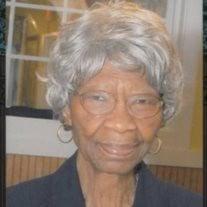 Mrs. Isabelle Carter Morris