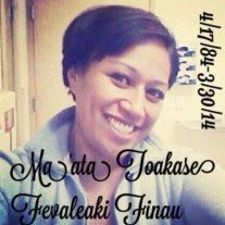 Ma'ata  Toakase Fevaleaki Finau