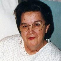 Jeannette Marie Gauthier