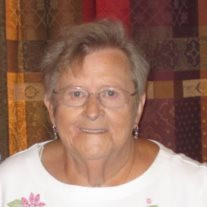 Margaret Joan Brown
