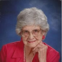 Myrtle Laura Burton