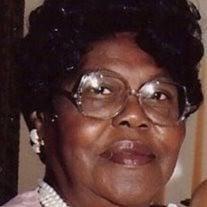 Mrs. Jessie Mae Richburg