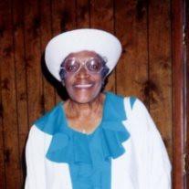 Mrs. Willie Nell Foreman Negras