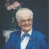 Mrs. Evelyn D. Wolford (Holland)