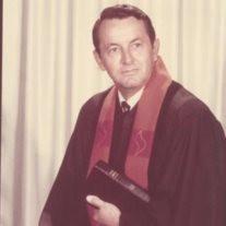 Reverend Rudolph McKinley