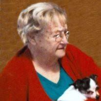 Mrs. Gloria Hiscott