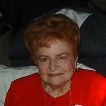 Jaqueline Mary Nisoff