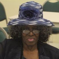 Rev.  Dorothy Mae Avent