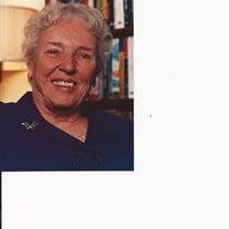 Marjorie J. McTaggart