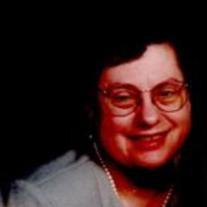 """Mrs. Patricia """"Pat"""" McDevitt Douglas"""