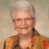 Eunice A. Peterson