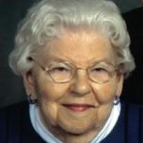 Mrs. Florence E.C. Krupnek