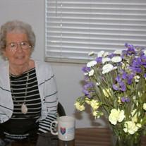 Cecilia Rosemary Dower Rudloff