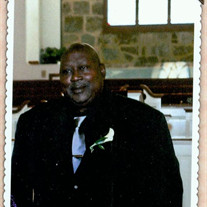SFC (Ret)  Claude Junior Wilson