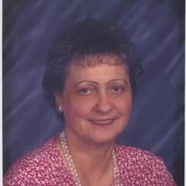 Mrs. Arlene Vanis