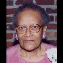 Mrs. Nancy B. Hodge-Snyder