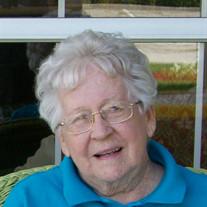 Mrs. Geneva P. Armstrong