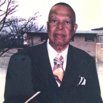 Admin. Asst. Amos W.  Williams Sr.