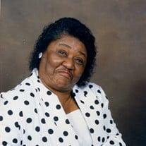 Mrs Claudie  Mae Huff
