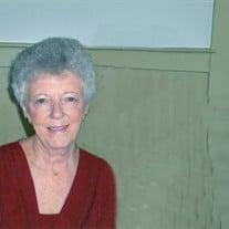 Agnes M. Schreiner