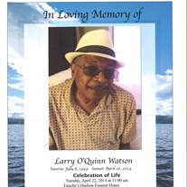 Mr. Larry O. Watson