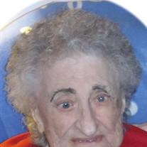 Violet Marie Boltz