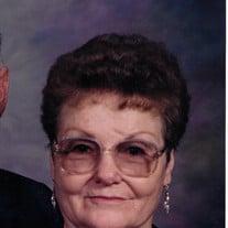 "Geraldine A. ""Judy"" Williams"