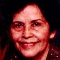 """Mrs. Elizabeth """"Isabel"""" Martinez"""