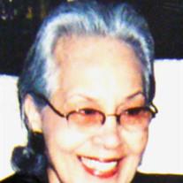 Mrs. Bernice Ophelia Marable Bass Hobson
