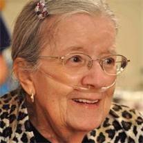 Patricia Ann O'Brien