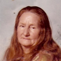 """Jeanette  Frances """"Reeda"""" Gilbert"""